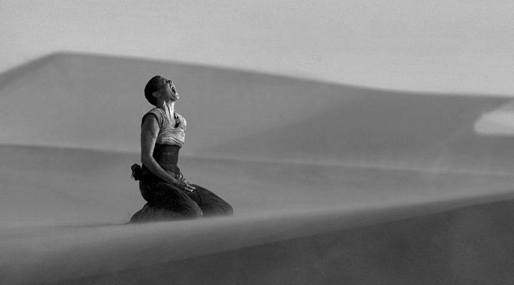 Imperator Furiosa , Charlize Theron en 'Mad Max: Furia en la carretera'