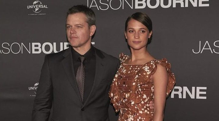 Premiere australiana 'Jason Bourne'