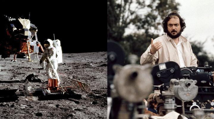 Kubrick y el aterrizaje lunar