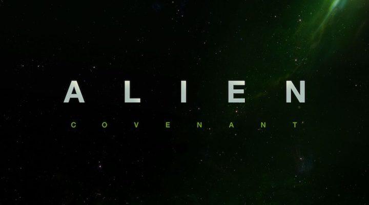 Logo Alien: Covenant