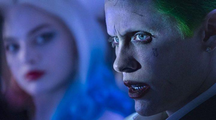 El Joker y Harley Quinn en 'Escuadrón suicida'