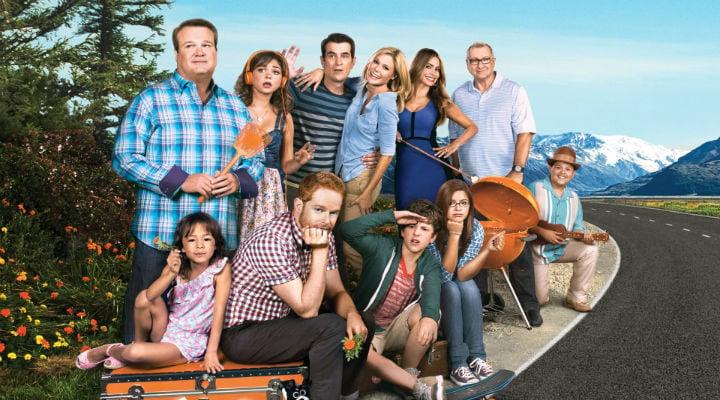 El reparto de 'Modern Family'