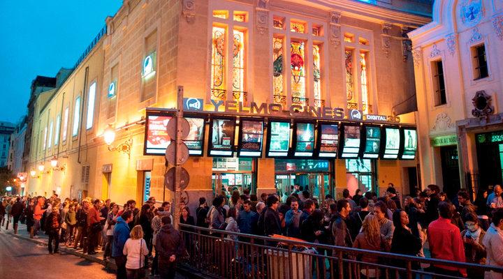 La mitad de los españoles nunca va al cine según el CIS