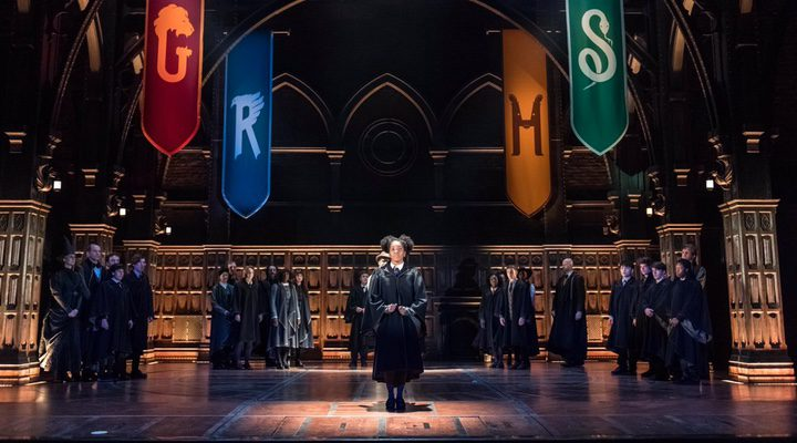 'Harry Potter y el niño maldito'