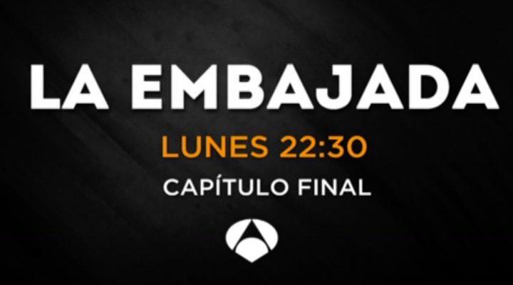 Captura de pantalla de la promoción de 'La Embajada'