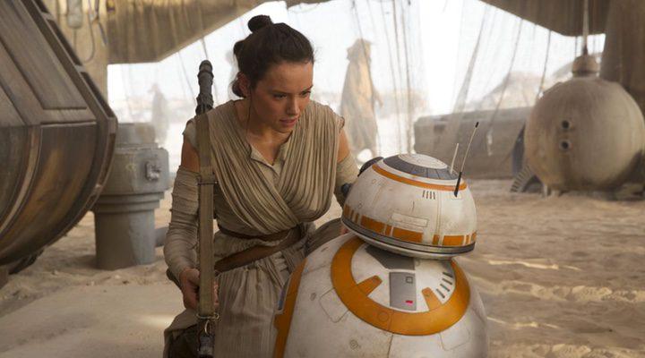 Rey 'Star Wars'