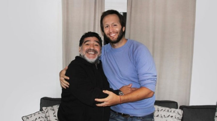 Maradona serie de televisión