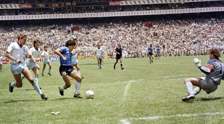 Serie de televisión de Maradona en Telefe