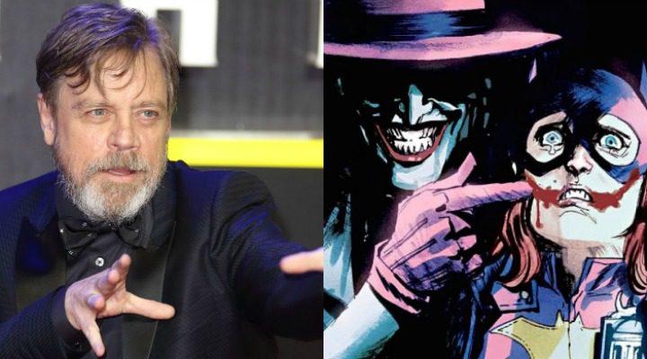Mark Hamill y Batman: The Killing Joke