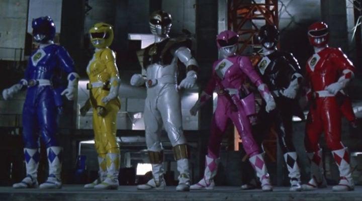'Power Rangers: La película'