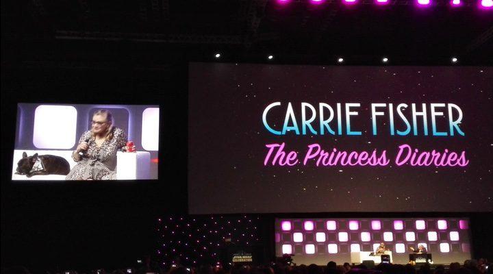 Las Mejores Frases De Carrie Fisher En La Star Wars