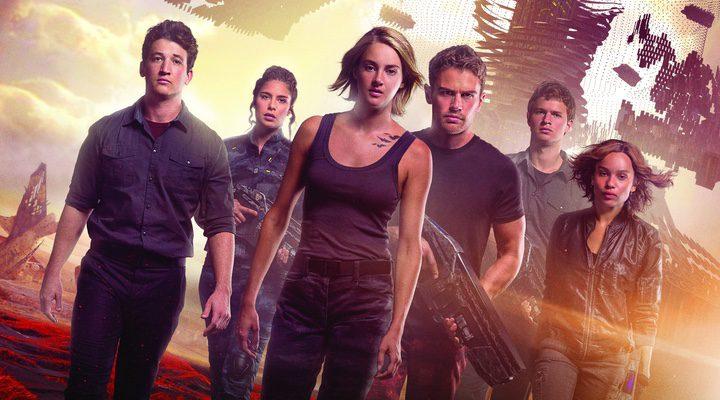 84f0b680e7 Lanzamientos DVD y Blu-Ray de la semana: 'La serie Divergente: Leal ...