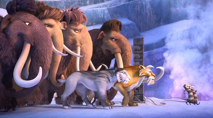 'Ice Age: El gran cataclismo'