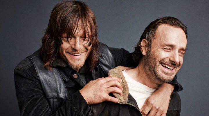 Los dos actores son grandes amigos