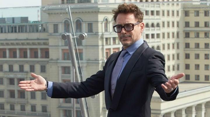 Robert Downey Jr. es Tony Stark también en la vida real