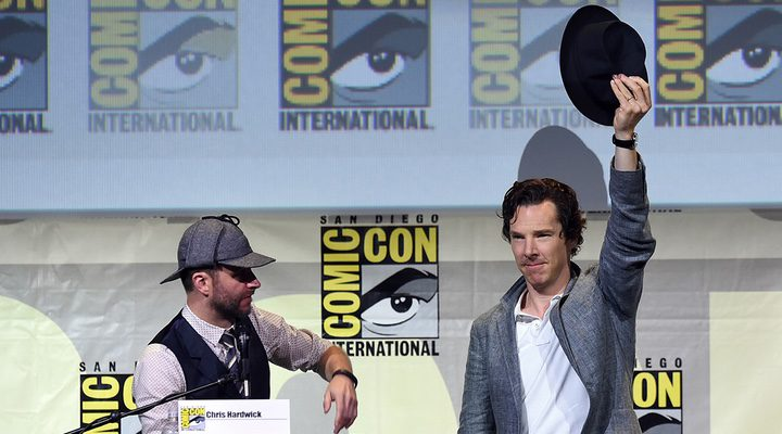 'Sherlock' Comic-Con
