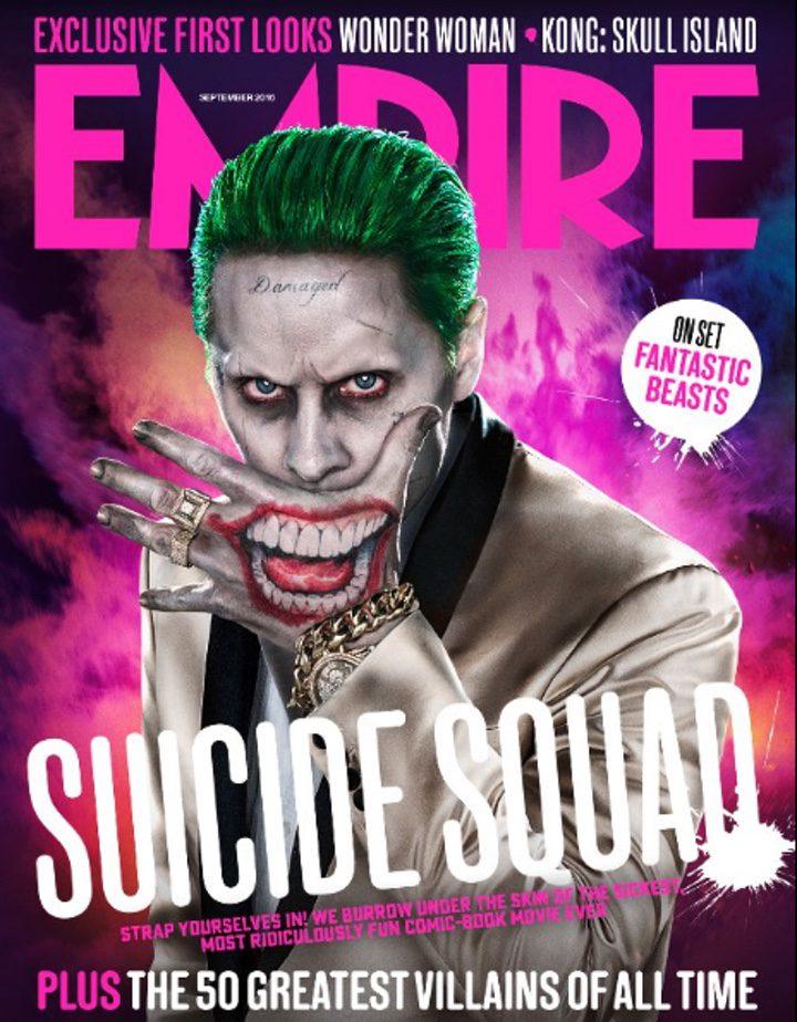 Portada Empire Joker