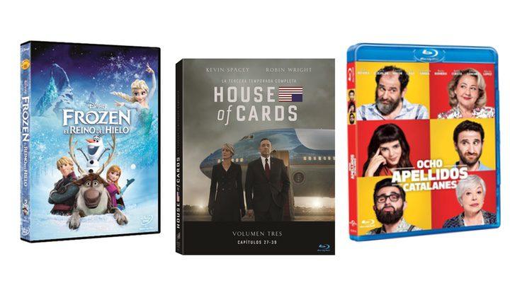 Capitán Ofertas DVD y Blu-ray