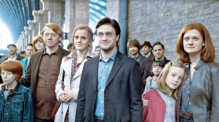 'Harry Potter' 19 años después