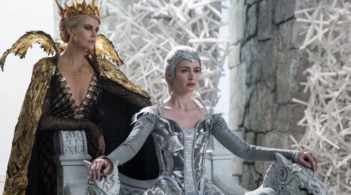 Blancanieves y la reina de hielo
