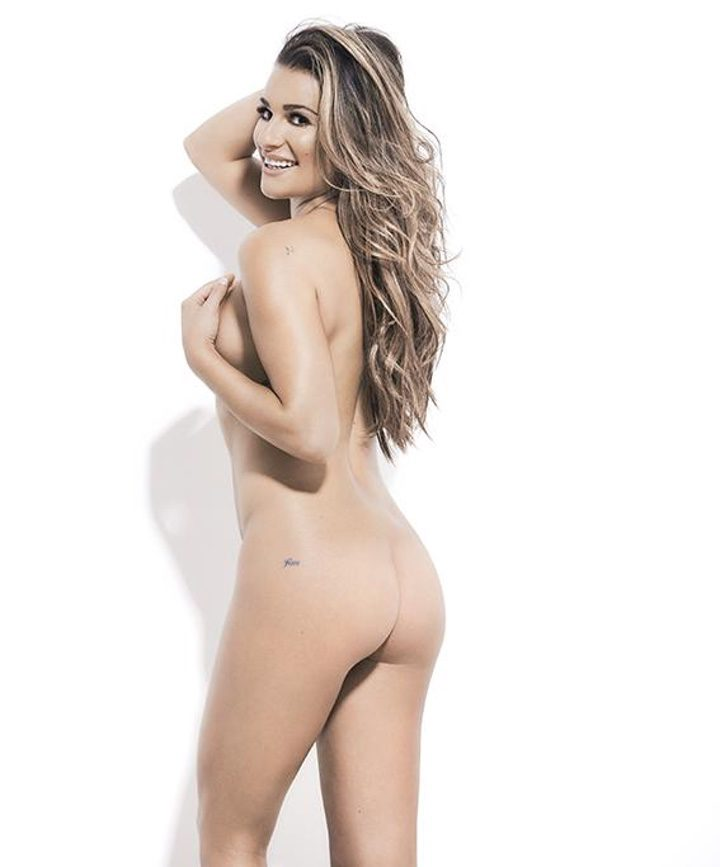 Lea Michele desnuda 3