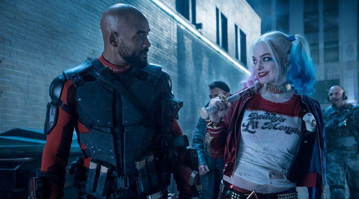 Deadshot y Harley Quinn