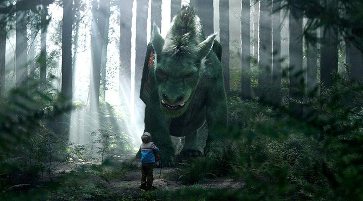 'Peter y el dragón'