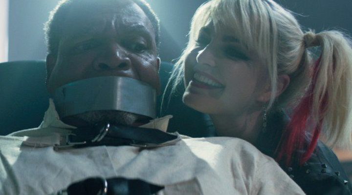 Harley Quinn en 'The laughing man'