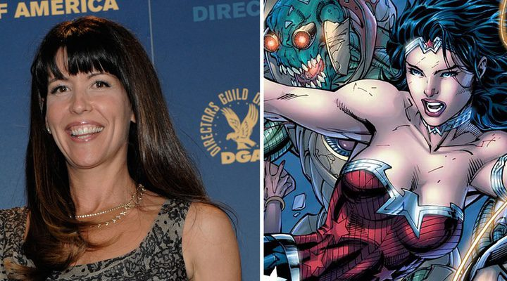 Patty Jenkins, directora de 'Wonder Woman'