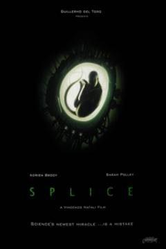 Cartel de 'Splice'