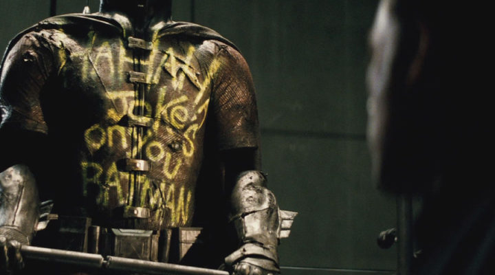 Robin en 'Batman v Superman: El amanecer de la Justicia'