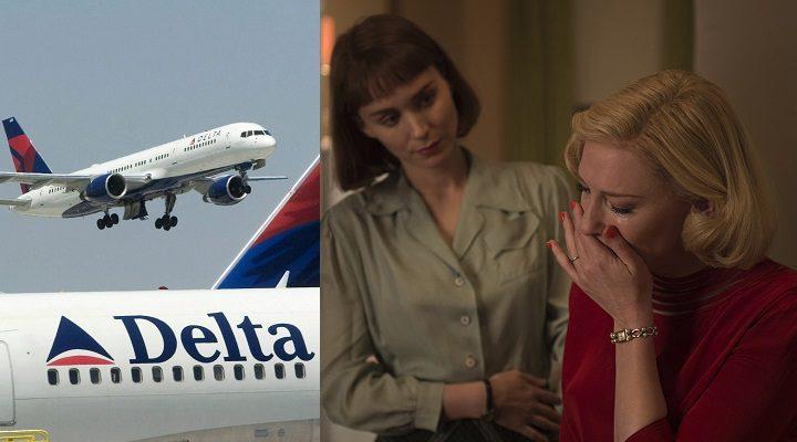 Delta Airlines Carol