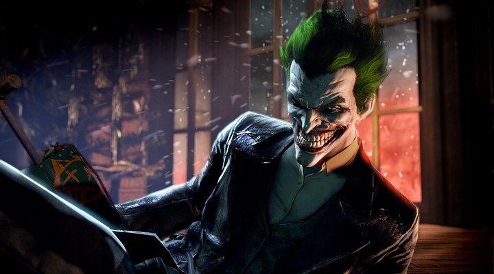 Joker Arkham Origins