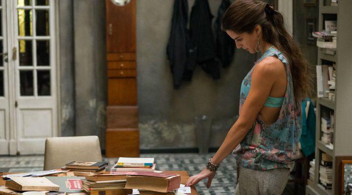Clara Lago en 'Al final del túnel'