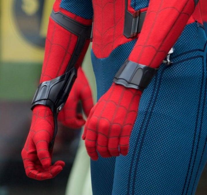 Spiderman brazalete
