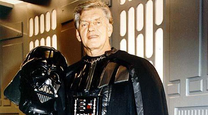 David Prowse en 'La Guerra de las Galaxias'