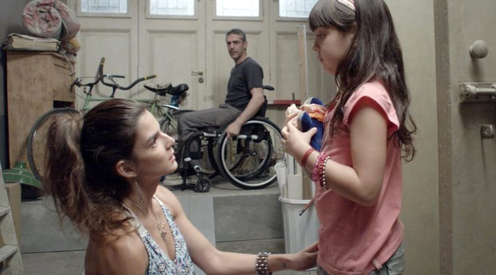 Clara Lago y Leonardo Sbaraglia protagonizan 'Al final del túnel'