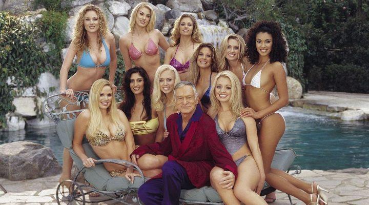 Hugh Hefner Playboy