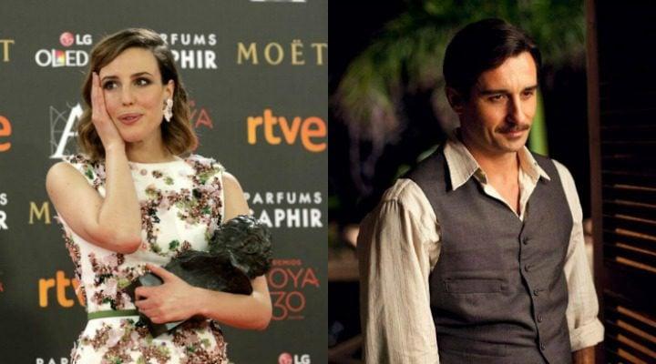 Natalia de Molina y Alain Hernández