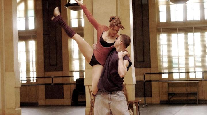 Channing y Jenna Tatum en 'Step Up'