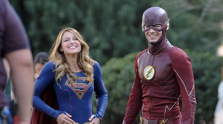 The Flash Y Supergirl Se Unirán En Un Increíble Crossover Musical De Dos Capítulos Ecartelera