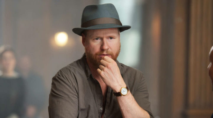 Joss Whedon dirigiendo 'Vengadores: La era de Ultrón'