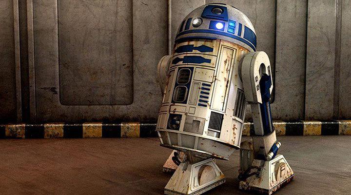 Kenny Baker como R2-D2