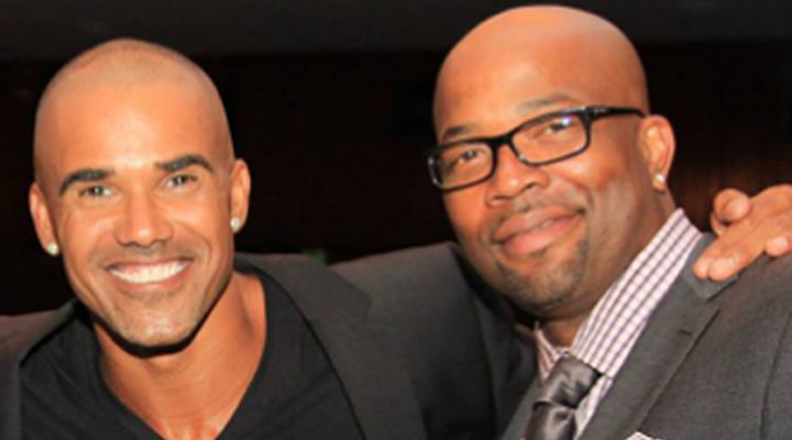Shemar Moore y Keith Tisdell