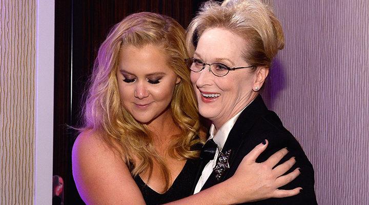 Meryl Streep y Amy Schumer