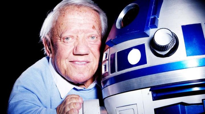 Kenny Baker es R2-D2