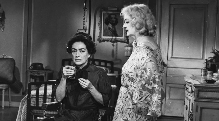 Joan Crawford y Bette Davis