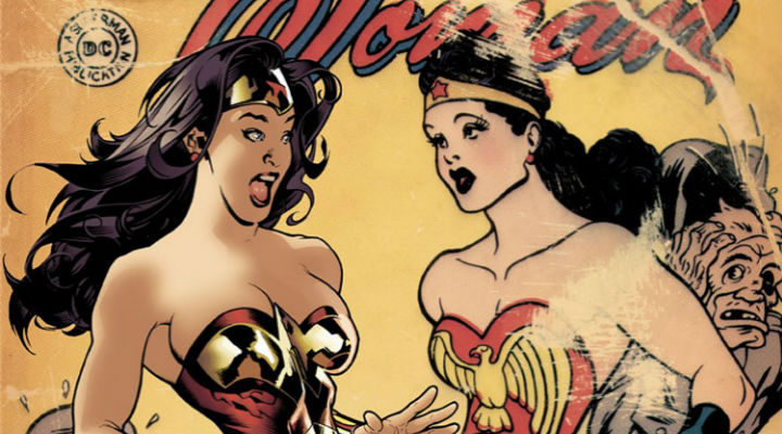 Wonder Woman por Adam Hughes