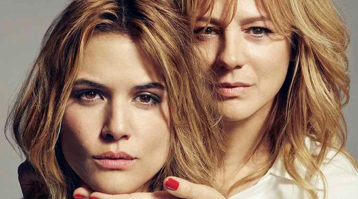 Adriana Ugarte y Emma Suárez en 'Julieta'
