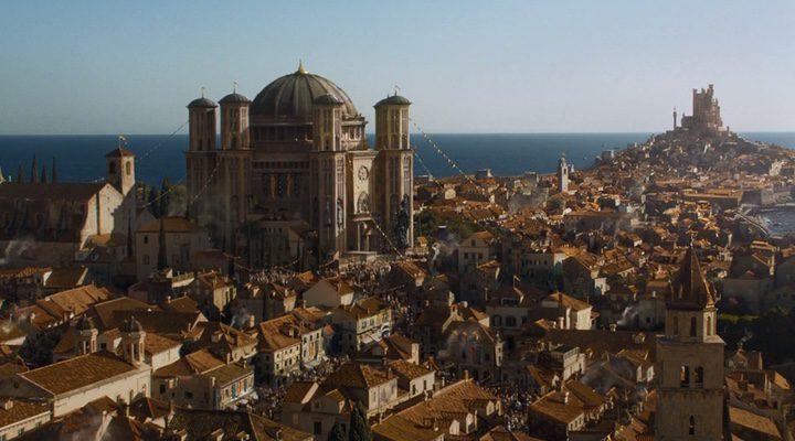 Desembarco del Rey, capital de Poniente